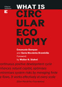 Book What is Circular Economy