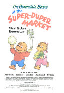 Berenstain Bears at the Super Duper Market