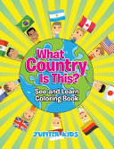 What Country Is This See And Learn Coloring Book