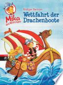 Mika der Wikinger   Wettfahrt der Drachenboote