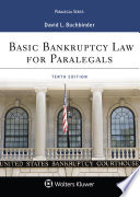 Basic Bankruptcy Law for Paralegals  Abridged