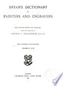 Bryan s Dictionary of Painters and Engravers