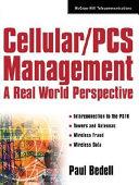 Cellular Pcs Management