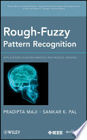 Rough Fuzzy Pattern Recognition