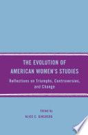 The Evolution of American Women   s Studies