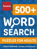 Funster 500 Word Search Puzzles For Adults