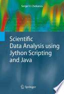 Scientific Data Analysis using Jython Scripting and Java