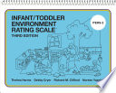 Infant Toddler Environment Rating Scale  Third Edition