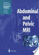Abdominal and Pelvic MRI