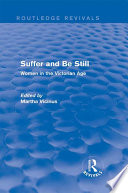 Suffer and Be Still  Routledge Revivals