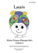 Latein - Kleine Fitness-Übungen Für's Gehirn 1