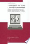 E-Commerce bei Multi-Channel-Unternehmen