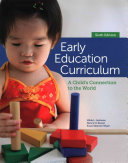 Early Education Curriculum Coursemate