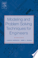 Modeling And Problem Solving Techniques For Engineers book