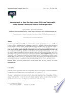 A Short Remark On Bong Han Duct System Pvs As A Neutrosophic Bridge Between Eastern And Western Medicine Paradigms