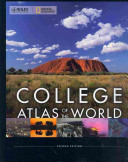 Wiley National Geographic College Atlas of the World