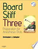Board Stiff Three E Book