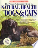 Dr  Pitcairn s Complete Guide to Natural Health for Dogs   Cats