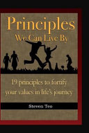 Principles We Can Live by