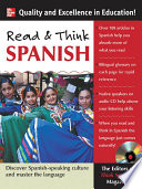 Read and Think Spanish