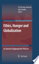 Ethics Hunger And Globalization