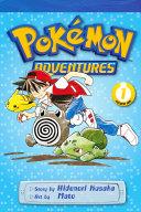 Pok  mon Adventures  Vol  1  2nd Edition