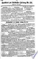 Laibacher Zeitung