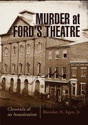 download ebook murder at ford\'s theatre pdf epub
