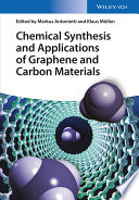 Chemical Synthesis And Applications Of Graphene And Carbon Materials book
