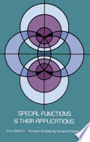 Special Functions   Their Applications