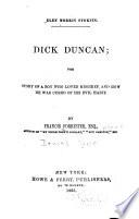 Dick Duncan