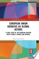 European Union Agencies as Global Actors