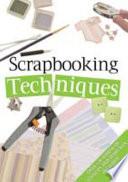 Scrapbooking Techniques