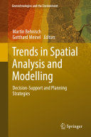 download ebook trends in spatial analysis and modelling pdf epub