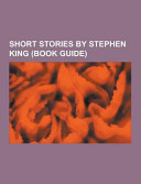 Short Stories by Stephen King