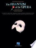 The Phantom of the Opera  Songbook