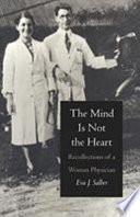 The Mind Is Not The Heart : mind is not the heart...