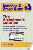 Summary   Study Guide   The Alzheimer s Solution Book PDF