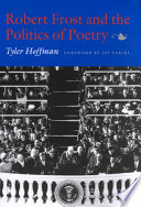 download ebook robert frost and the politics of poetry pdf epub