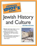 The Complete Idiot s Guide to Jewish History and Culture