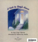 A Visit To Sleep S House book