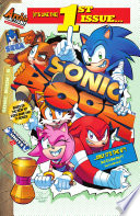 Sonic Boom #6 : noise? waitaminute… is that the...