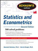 Schaum s Outline of Statistics and Econometrics  Second Edition