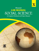 Lab Manual Social Science Class 10 Book