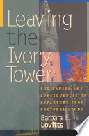 download ebook leaving the ivory tower pdf epub