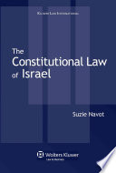 Constitutional Law of Israel