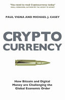 Cryptocurrency : centuries. we think we know what money...