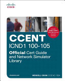 Ccent Icnd1 100 105 Official Cert Guide And Network Simulator Library