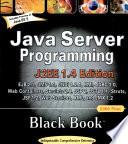 Java Server Programming J2Ee 1 4 Ed  Black Book