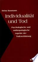 Individualität und Tod